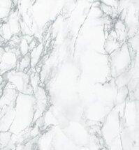 Kontaktplast vit marmor