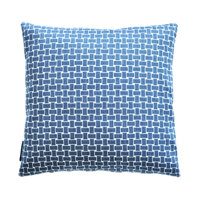 Eliza blue pillow